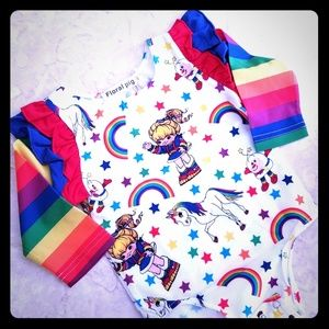 Other - Rainbow Bright Onsie